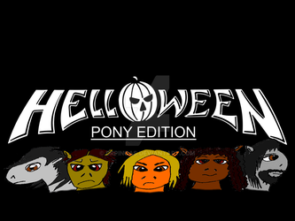 Helloween (MLP) by DrPingas