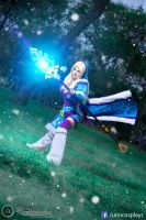 Crystal Maiden - Dota 2 Cosplay by Umi Hyu by umicosplays