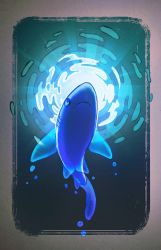 01 Requiem, The Finless Shark by Astral-Requin