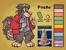Pauno ref by Angry-Baby