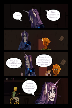 Catihorn Original Pages - Ch. 1 Pg. 19 by Epiale
