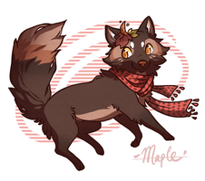 For Auction - 3 - Maple by Ryushay