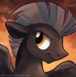 Square Series - Thunderlane by SpainFischer