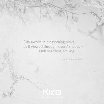 Morning Valentine by Kiyo-Poetry