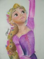 Rapunzel by sparkle25