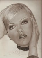 WIP3-charlize theron- by future-artist-9