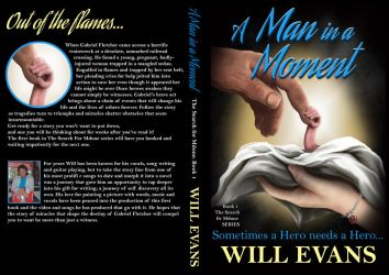 Will Evans - Book cover design by LeeAnneKortus