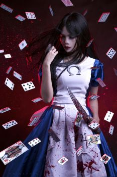 Alice Madness by phinaphin