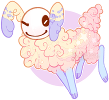 Chime Auction - Dream Sheep [closed] by burrdog