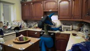 Lucario - Cookies [TEASER ANIMATION] by TheModerator
