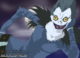 Ryuk by Solicomics