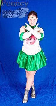Sailor Jupiter by xPrincessEmilyx