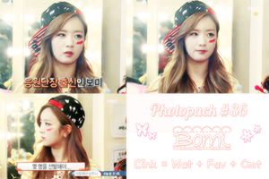 Photopack #36 Bomi - APink by Bucucheoo