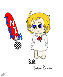 Chibi Indiana Diaries - Cover (Redone) by Noizy-Bunny