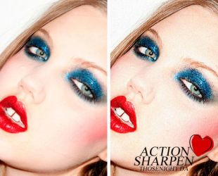 Action SHARPEN 22 by thosenight