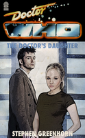 New Series Target Covers: The Doctor's Daughter by ChristaMactire