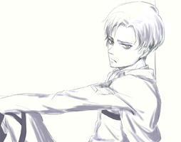 AoT - Rivaille by tifl429