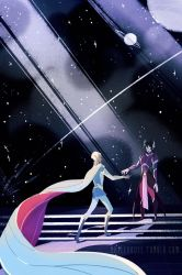 Voltron: Cosmic Love by Owlyjules
