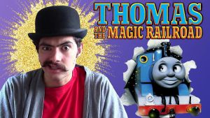 Thomas and the Magic Railroad by JeffreyKitsch