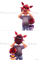 { TOMORROW IS ANOTHER DAY || FNAF4 } by tippymatsu