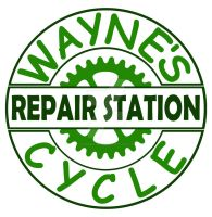Waynes Cycle Logo completed by StormRaven333