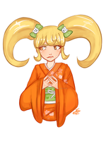 Hiyoko Saionji by Incredibleizzy