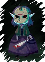 Happy Friday the 13th by ChibiDonDC