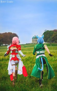 Quest Ahead by Rinaca-Cosplay