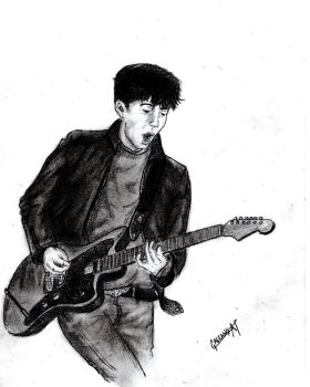 ALEX TURNER by GIAN092