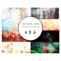 TEXTURES PACK06 By Weiting1122 by weiting1122