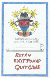 Cuphead Game Over: Exter godo 43066 by rogelis