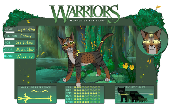 Lynxstone | Warrior of WindClan by AlmostCreepy101