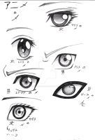 Anime Eyes-WHOA by Uzumaki-Akane-sama