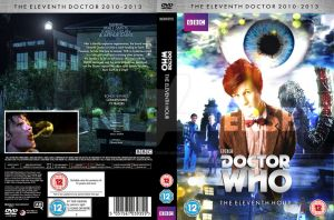 Doctor Who The Eleventh Hour Custom DVD Cover by GrantBattersby