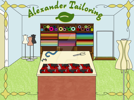 Alexander Tailoring [Open for Commissions] by ChibiShay