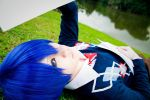 Uta Pri - Masato Sweater by Xeno-Photography