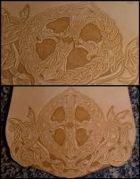 Vargkors Bag WIP by Wodenswolf