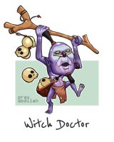 Witch Doctor by gembalaboy
