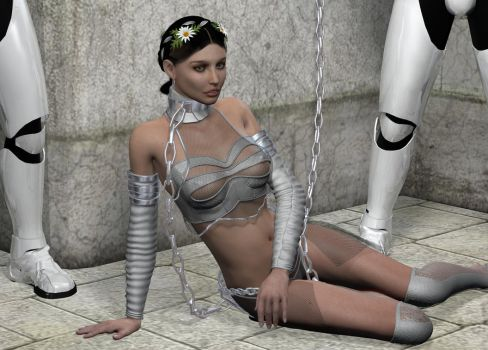 NS90 - Slave Rey by MndlessEntertainment