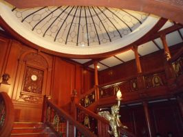 Titanic Exhibition - Grand Staircase 4 by ThomasAnime