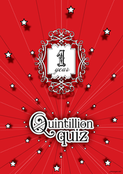 Quintillion Quiz's birthday by Janewayne