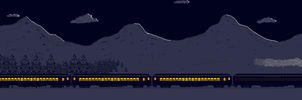 The Polar Express by Andrewk4