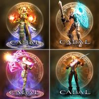 Cabal Online Walpaper by torreto