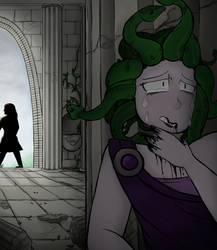 Medusa [Community Creations Submission] by SuperFlameKitty