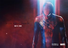 Spider-Man With Great Power... by 12FortyTwo