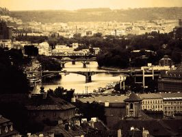 Prague by Moplika