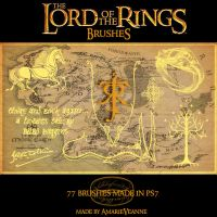 Lord of the Rings brushes by AmarieVeanne-Stock