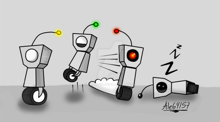 Dud3bot by Ale64157