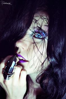 Violet and Wicked II by ParenthesisX