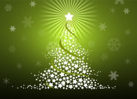 X-Mas background by SD-Designs